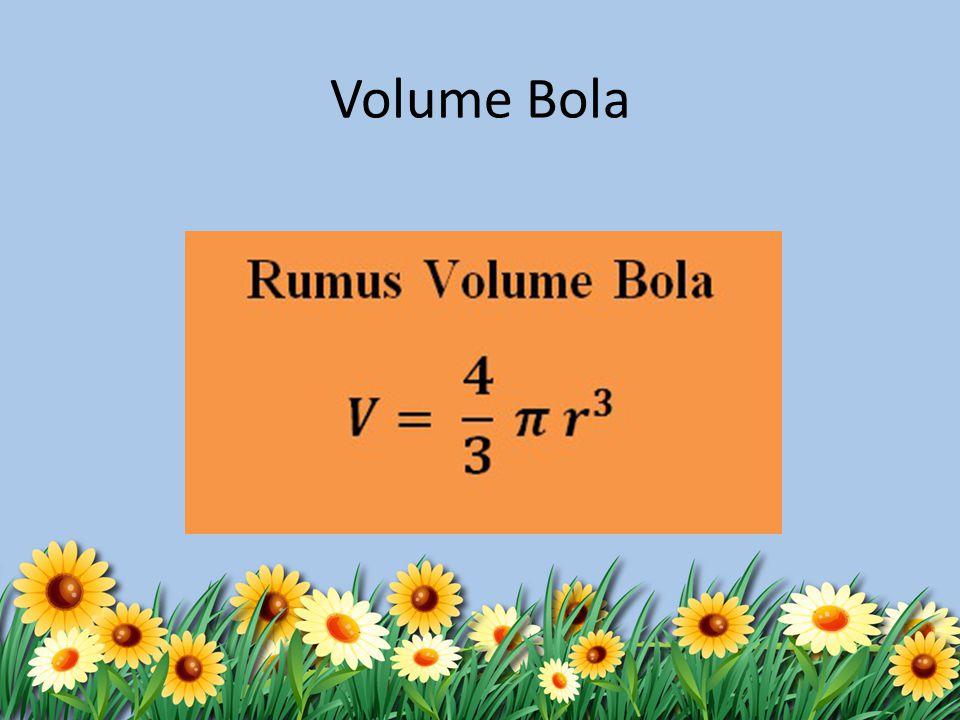Volume Bola