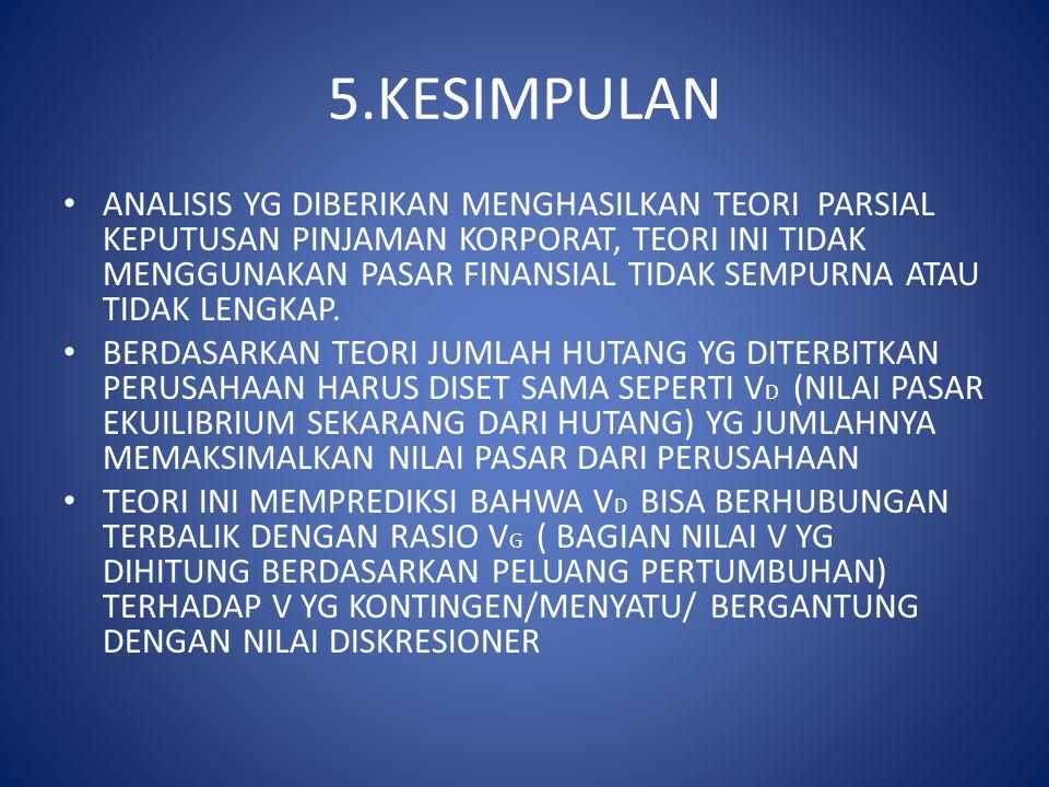 5.KESIMPULAN