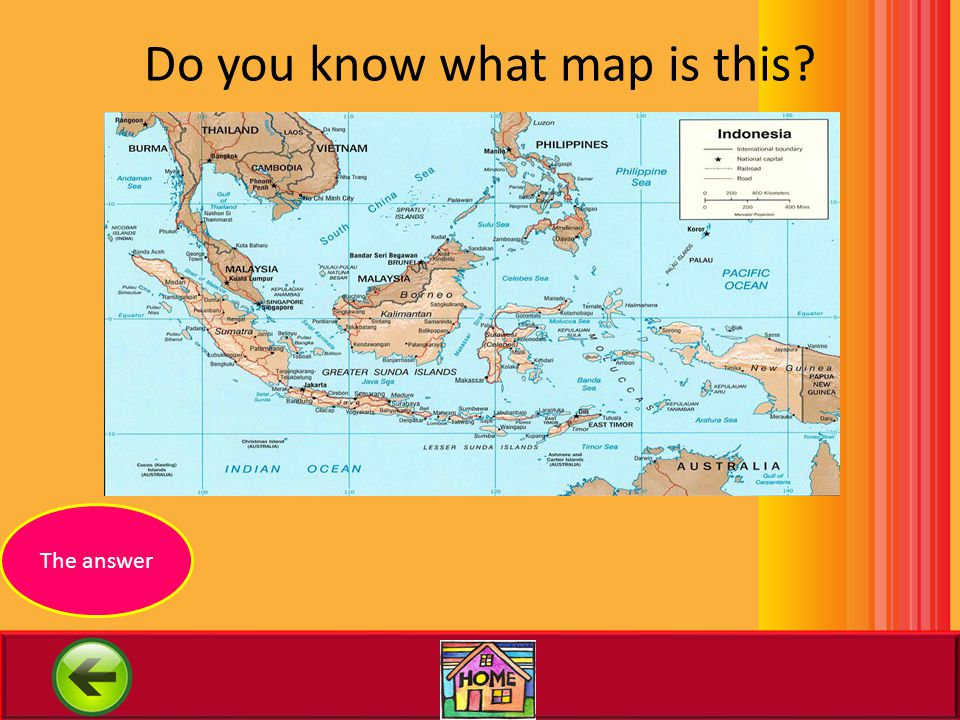 Do you know what map is this