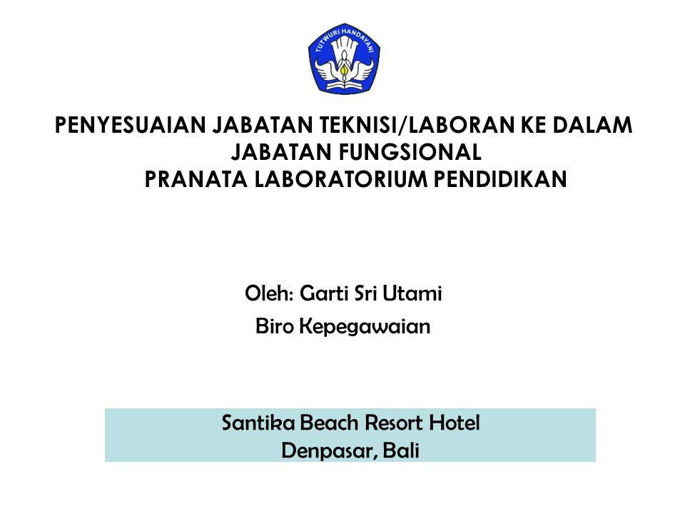 Santika Beach Resort Hotel