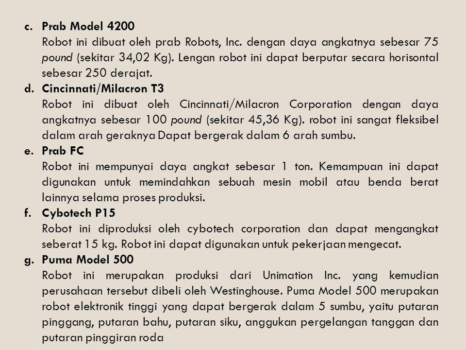 Prab Model 4200