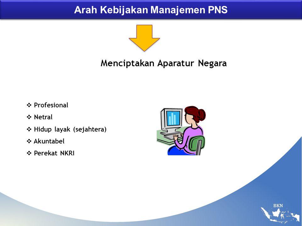 Arah Kebijakan Manajemen PNS