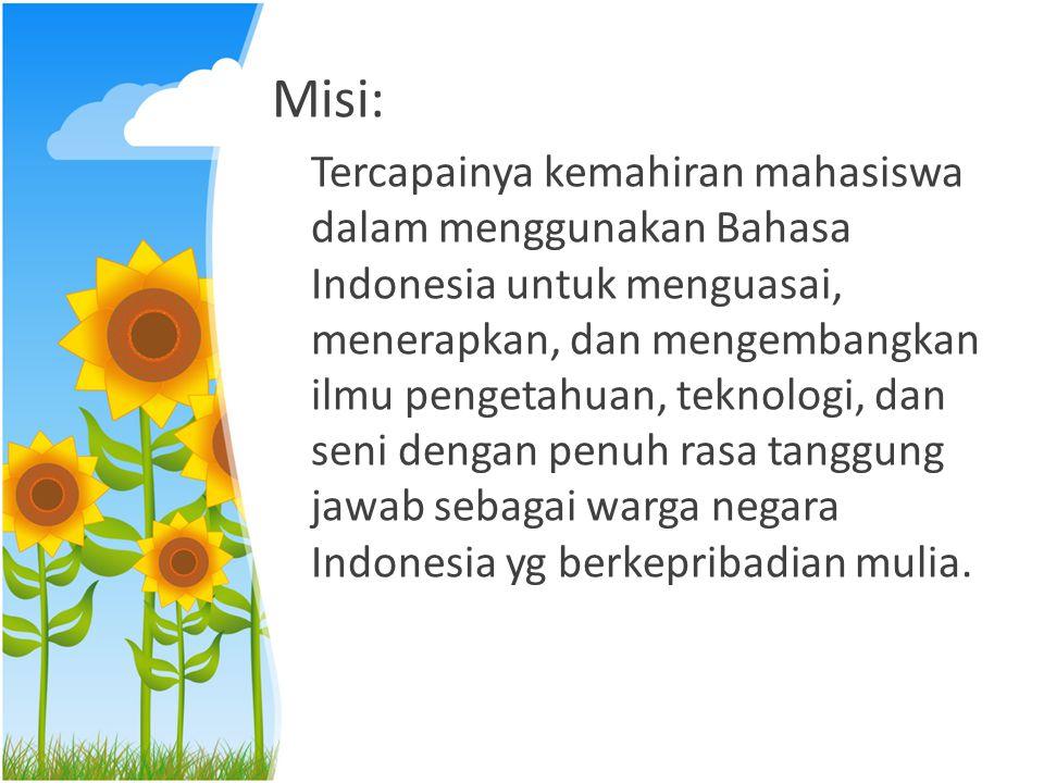 Misi: