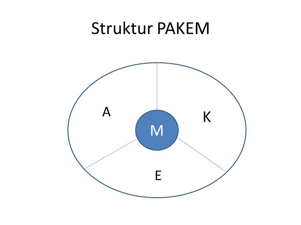 Struktur PAKEM A A K M E