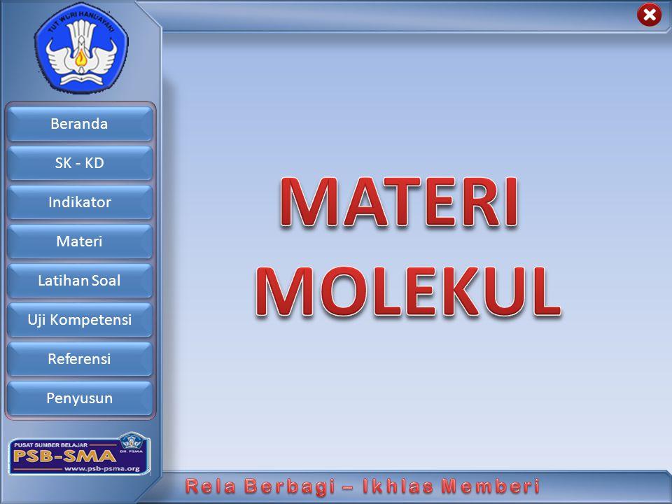 MATERI MOLEKUL