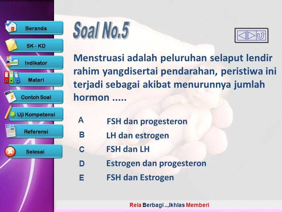 Soal No.5