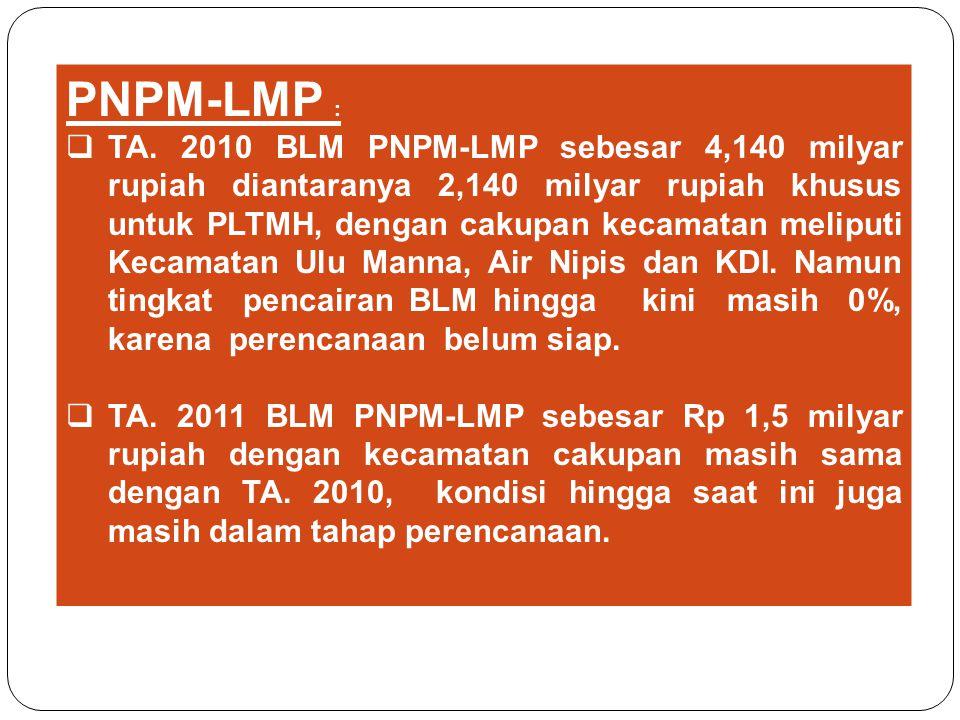 PNPM-LMP :