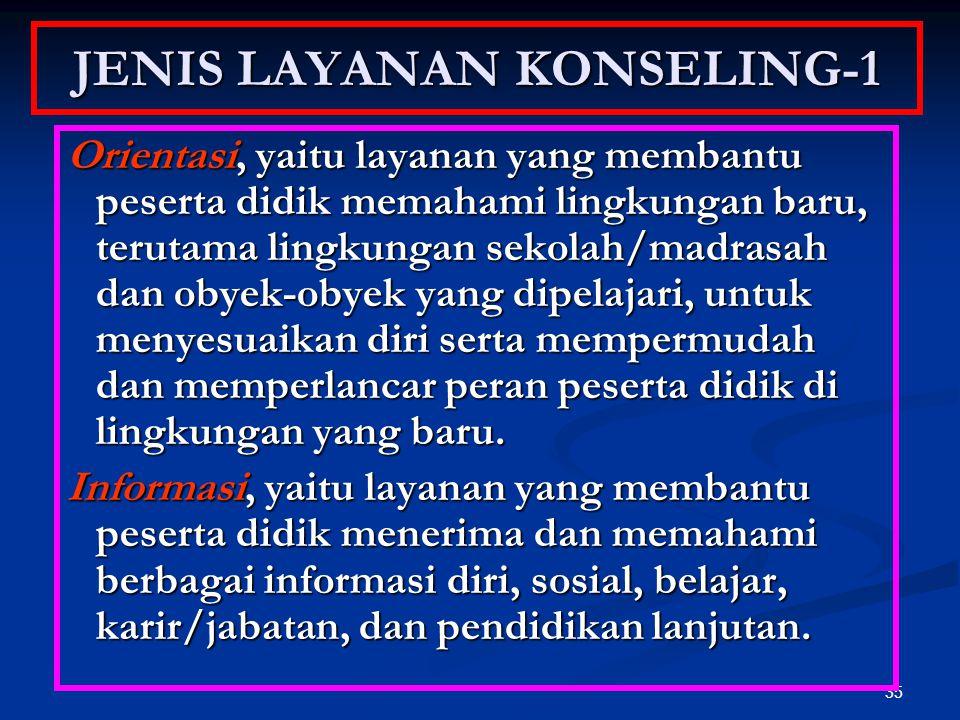 JENIS LAYANAN KONSELING-1