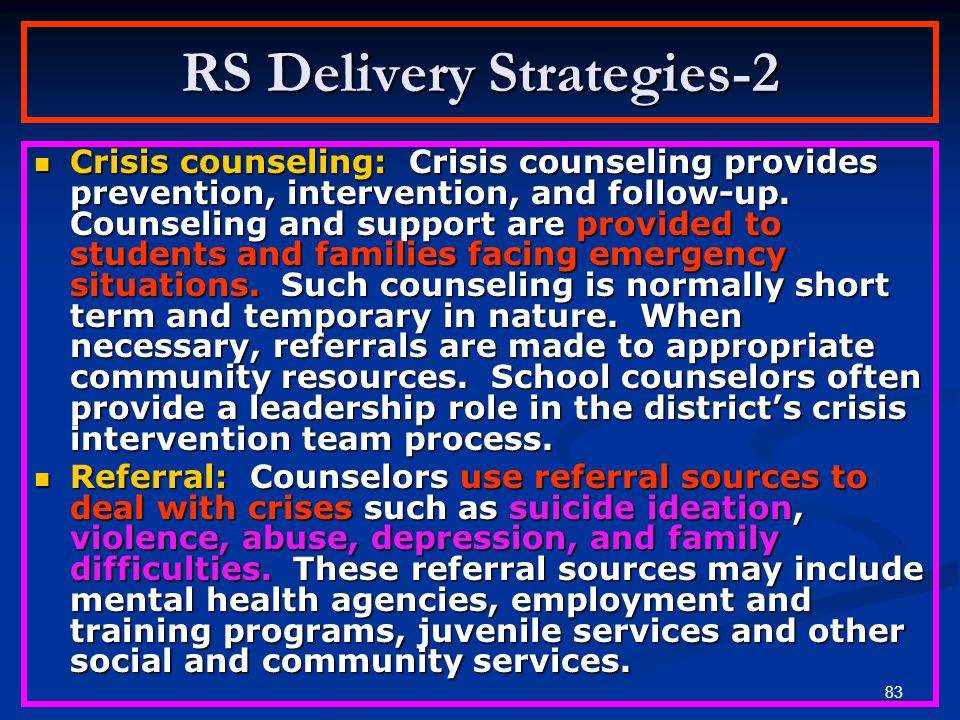 RS Delivery Strategies-2