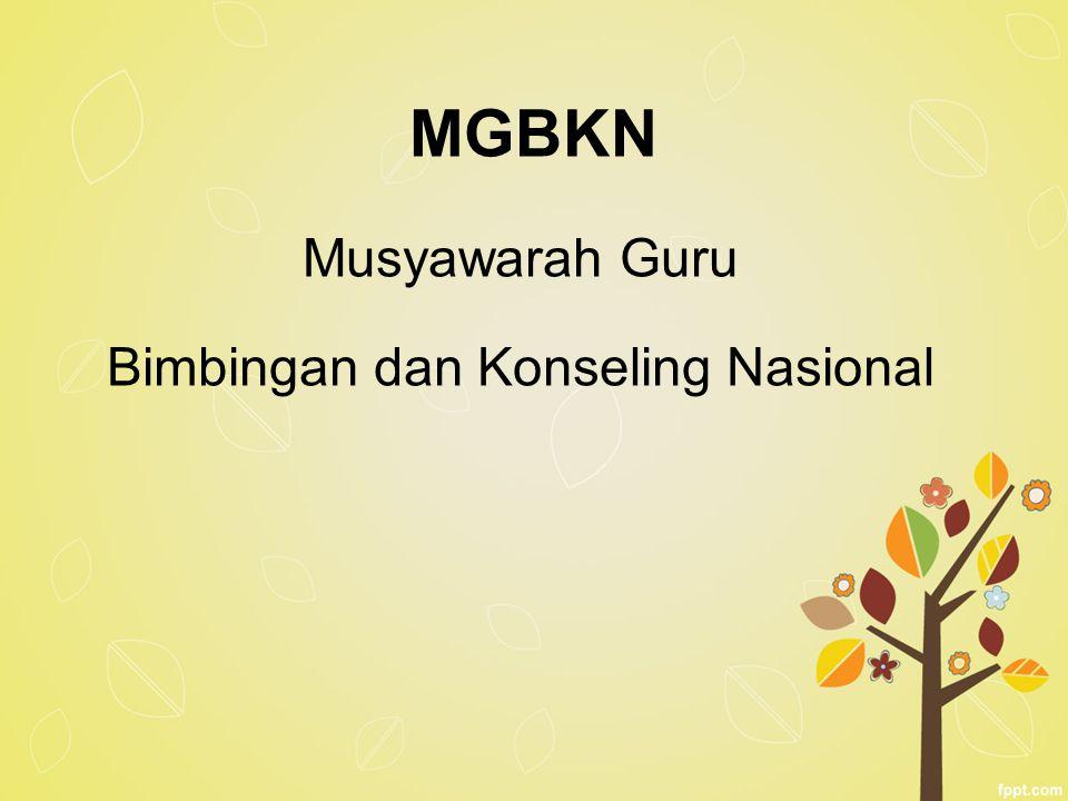 Musyawarah Guru Bimbingan dan Konseling Nasional