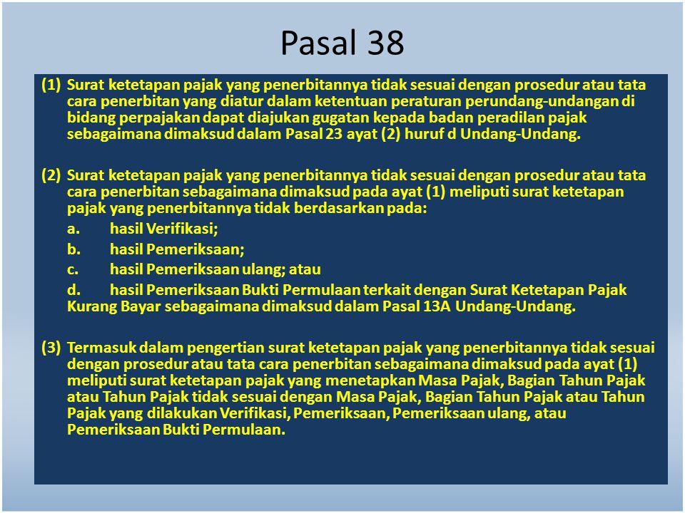 Pasal 38
