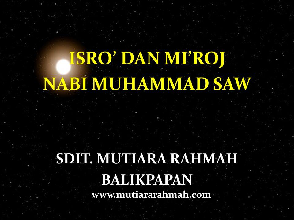 BALIKPAPAN www.mutiararahmah.com