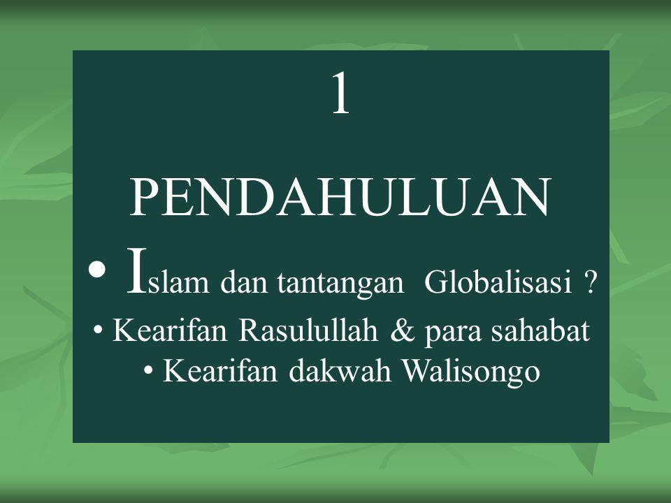 Islam dan tantangan Globalisasi