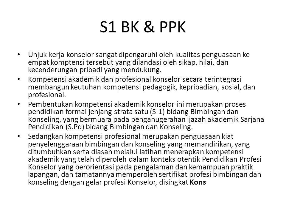 S1 BK & PPK