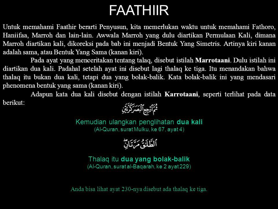 FAATHIIR