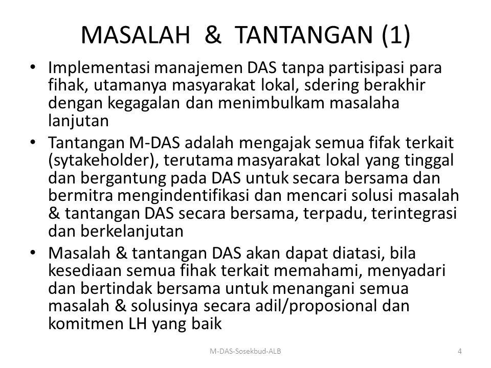 MASALAH & TANTANGAN (1)