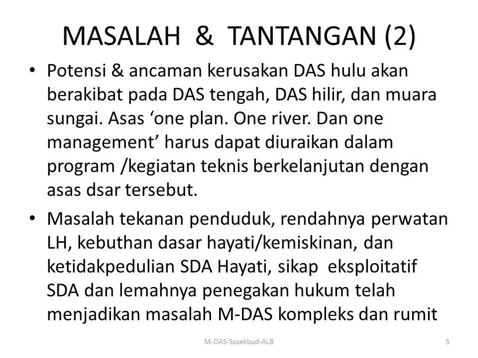 MASALAH & TANTANGAN (2)