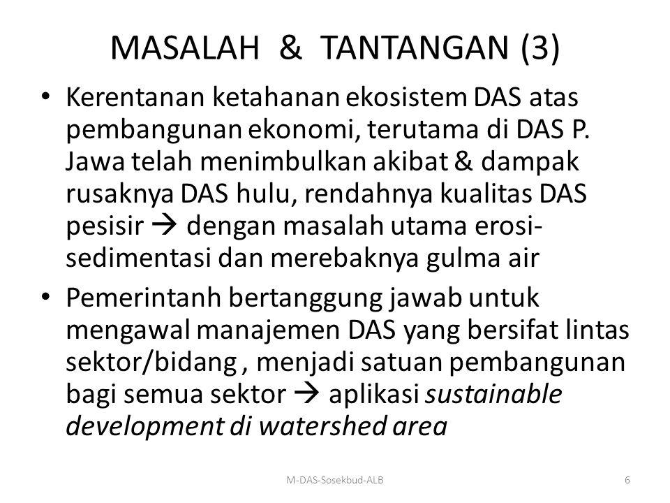 MASALAH & TANTANGAN (3)