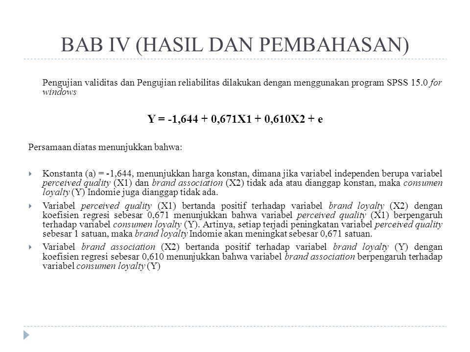 BAB IV (HASIL DAN PEMBAHASAN)
