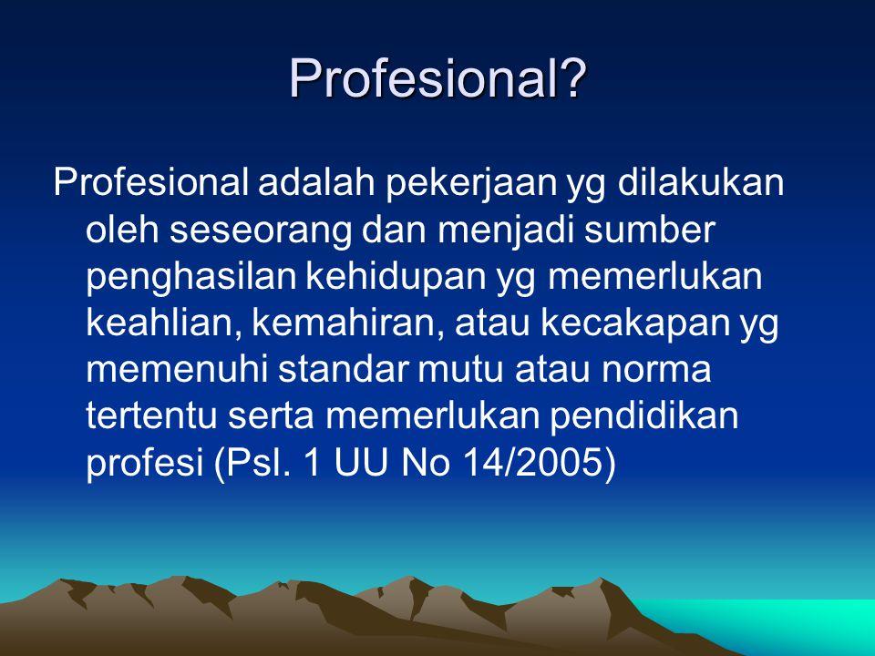Profesional