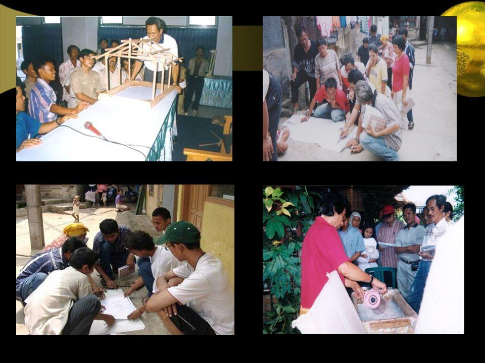 Pelatihan Rumah Tahan Gempa