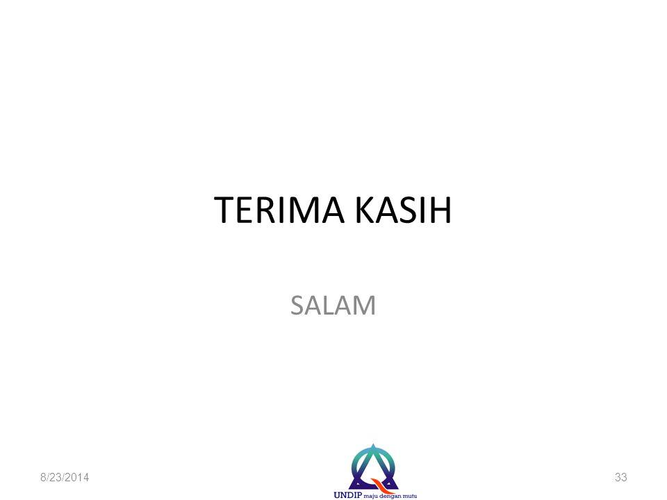 TERIMA KASIH SALAM 4/5/2017