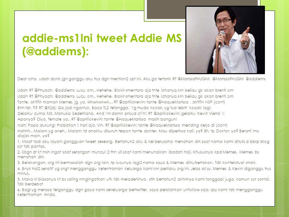 addie-ms1Ini tweet Addie MS (@addiems):