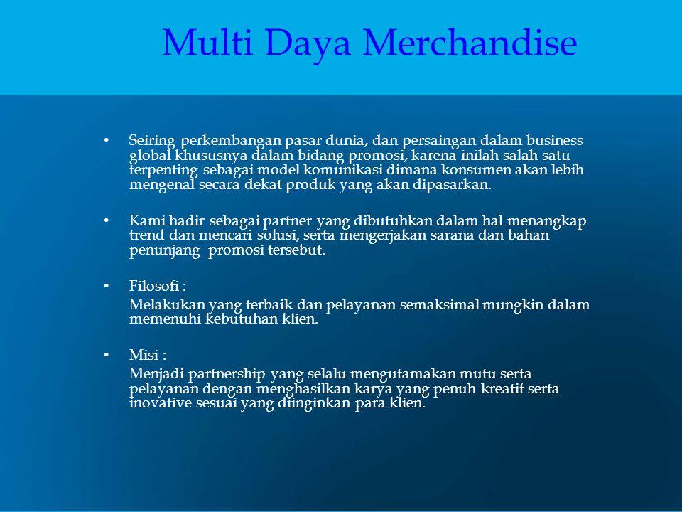 Multi Daya Merchandise