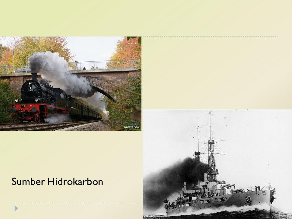 Sumber Hidrokarbon