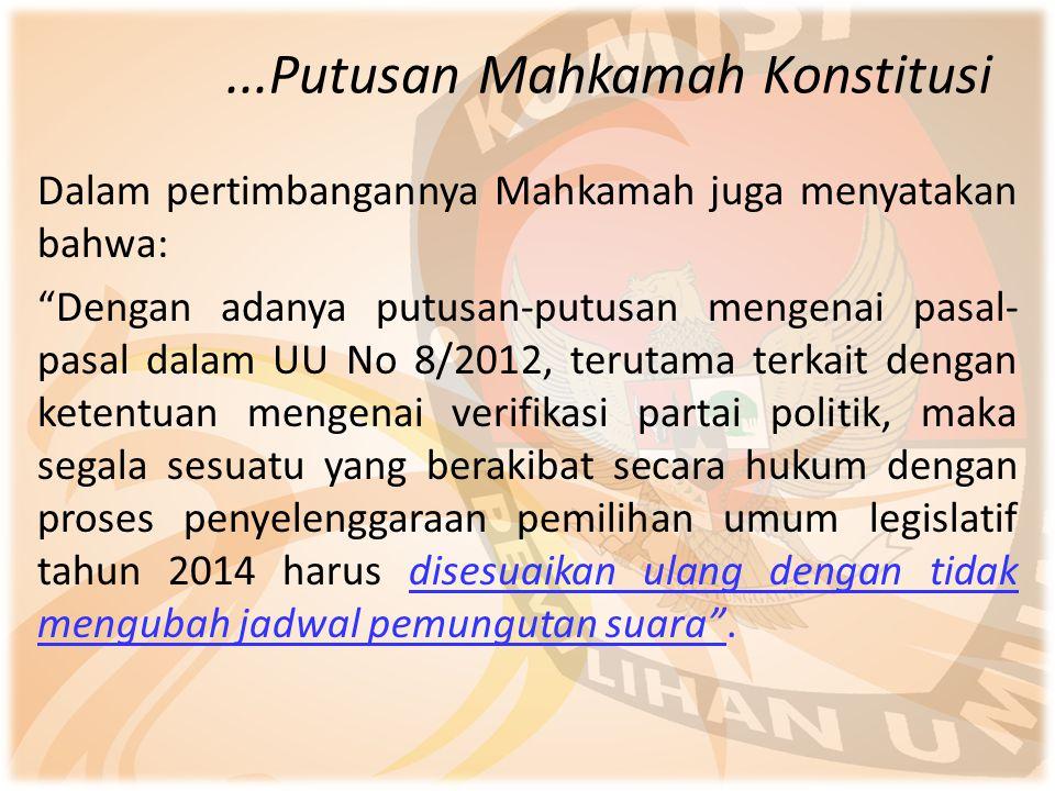 ...Putusan Mahkamah Konstitusi