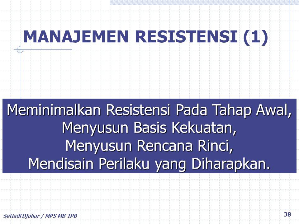 MANAJEMEN RESISTENSI (1)