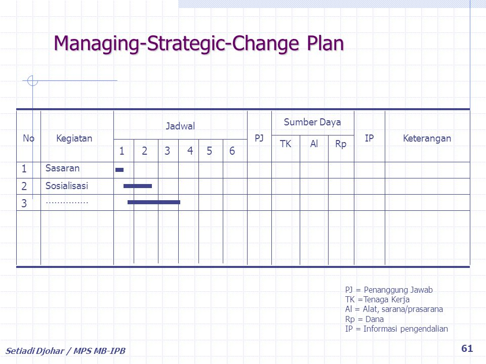 Managing-Strategic-Change Plan