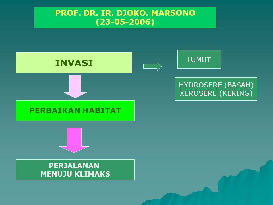PROF. DR. IR. DJOKO. MARSONO