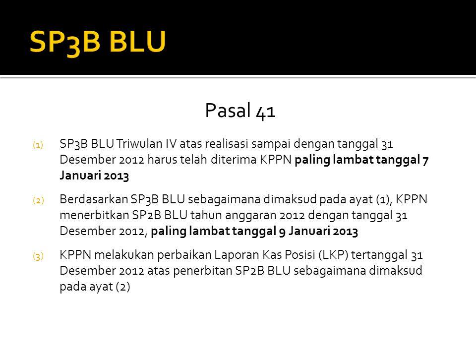 SP3B BLU Pasal 41.