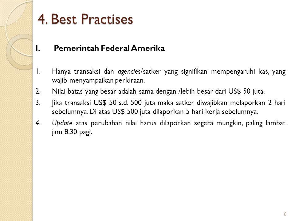 4. Best Practises Pemerintah Federal Amerika