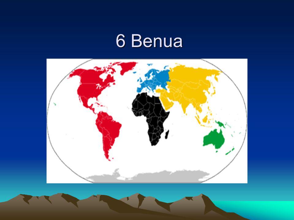 6 Benua