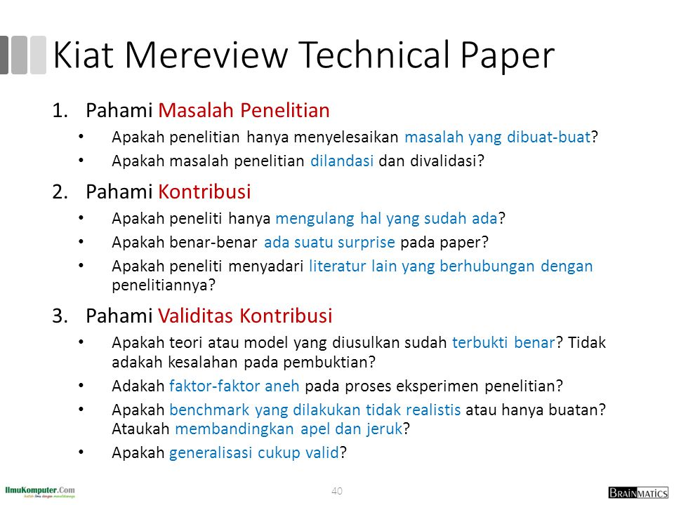 Kiat Mereview Technical Paper