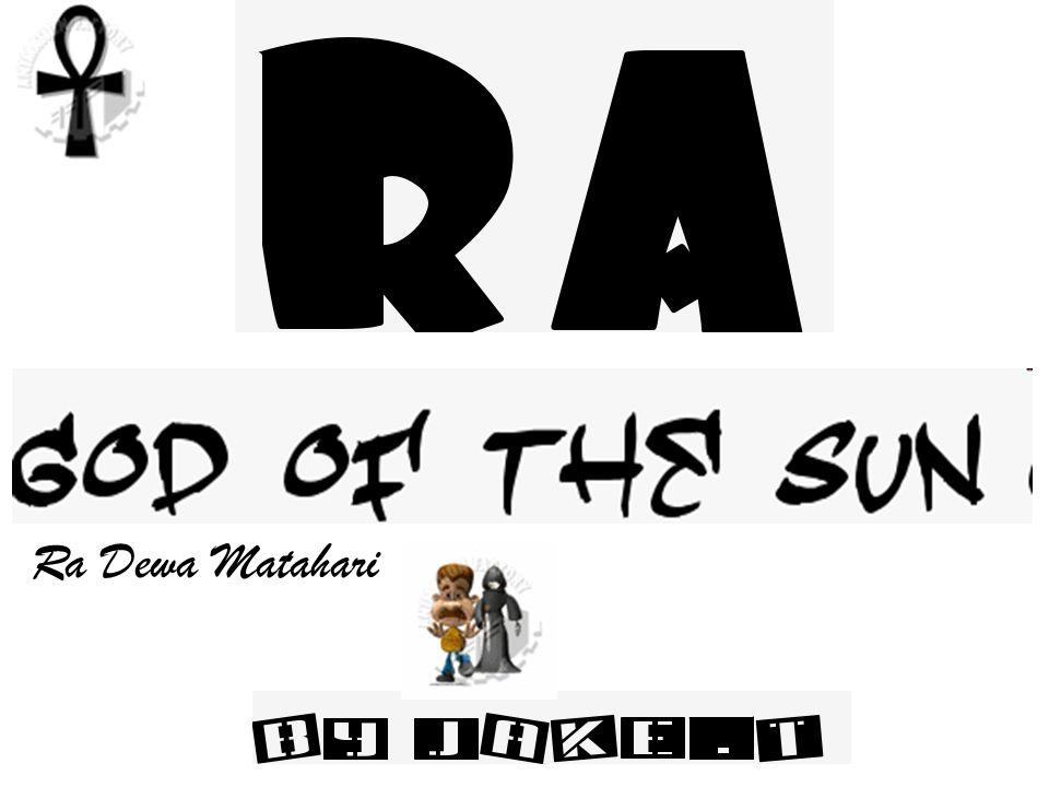 Ra Dewa Matahari