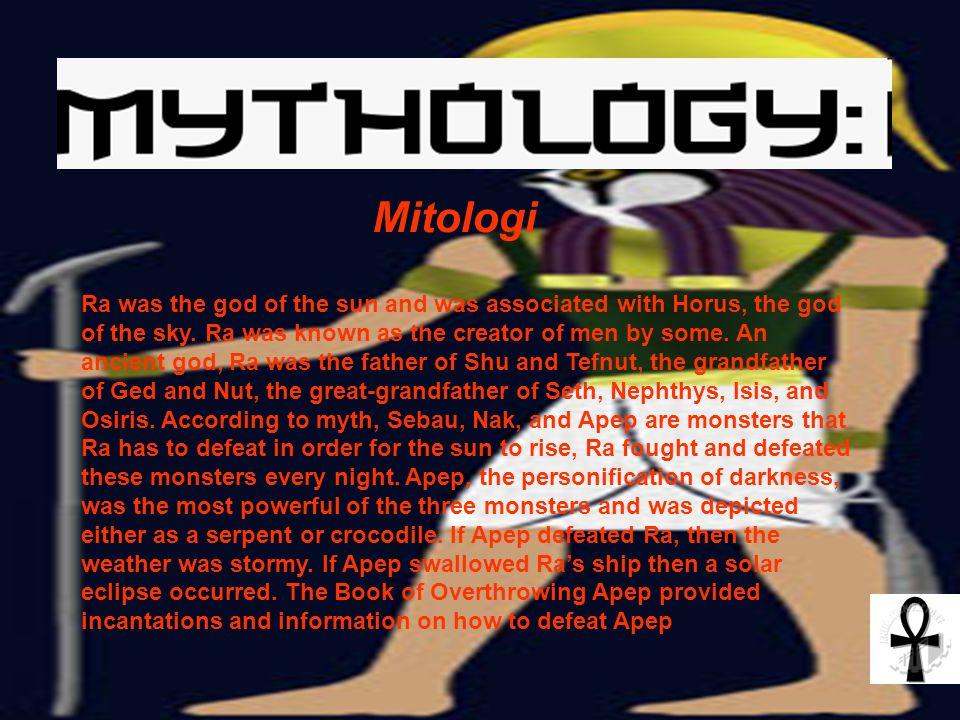 Mitologi