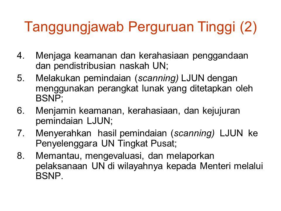 Tanggungjawab Perguruan Tinggi (2)