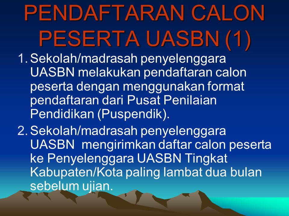 PENDAFTARAN CALON PESERTA UASBN (1)