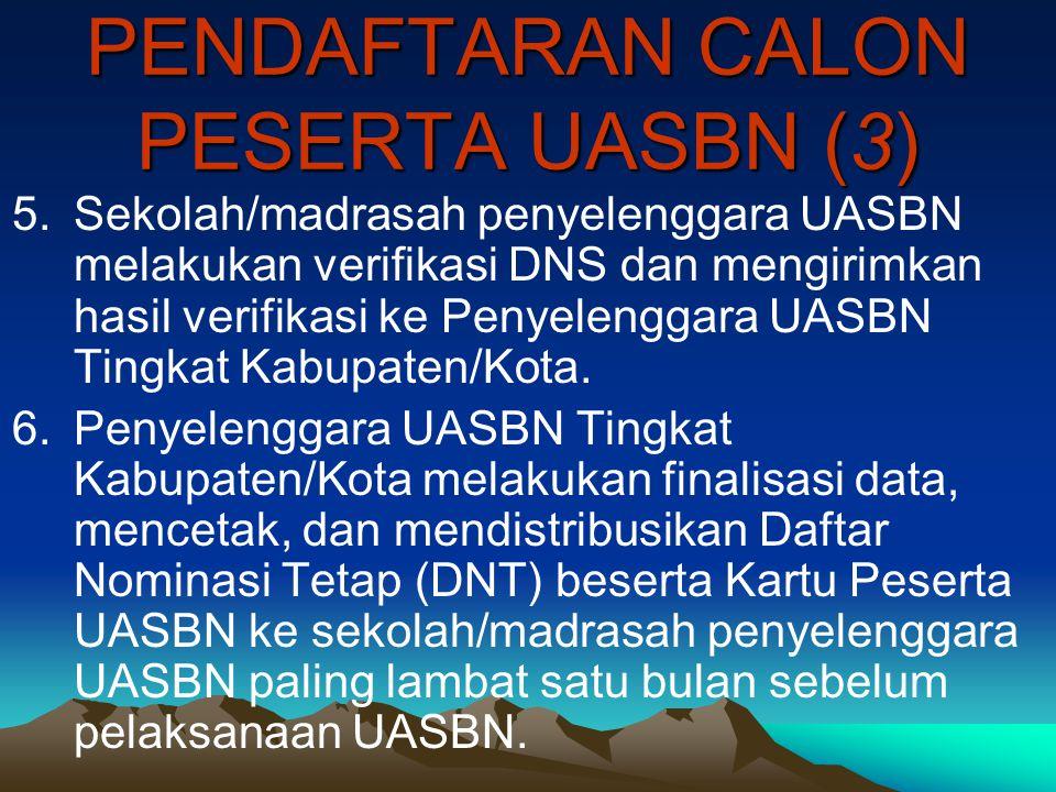 PENDAFTARAN CALON PESERTA UASBN (3)