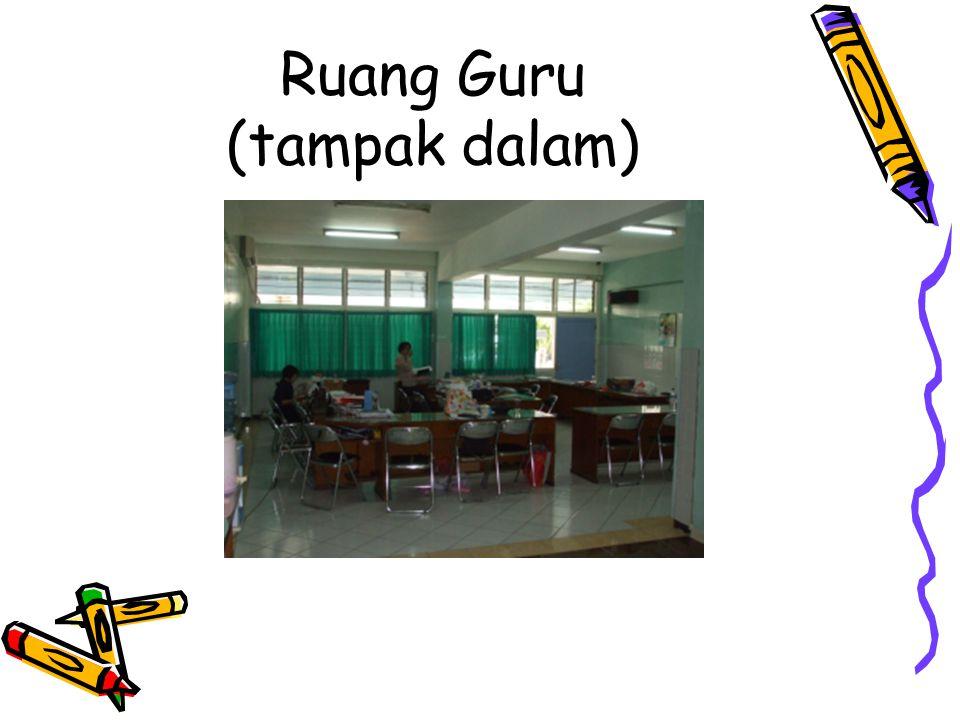 Ruang Guru (tampak dalam)