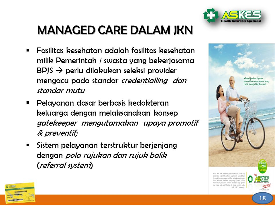 MANAGED CARE DALAM JKN
