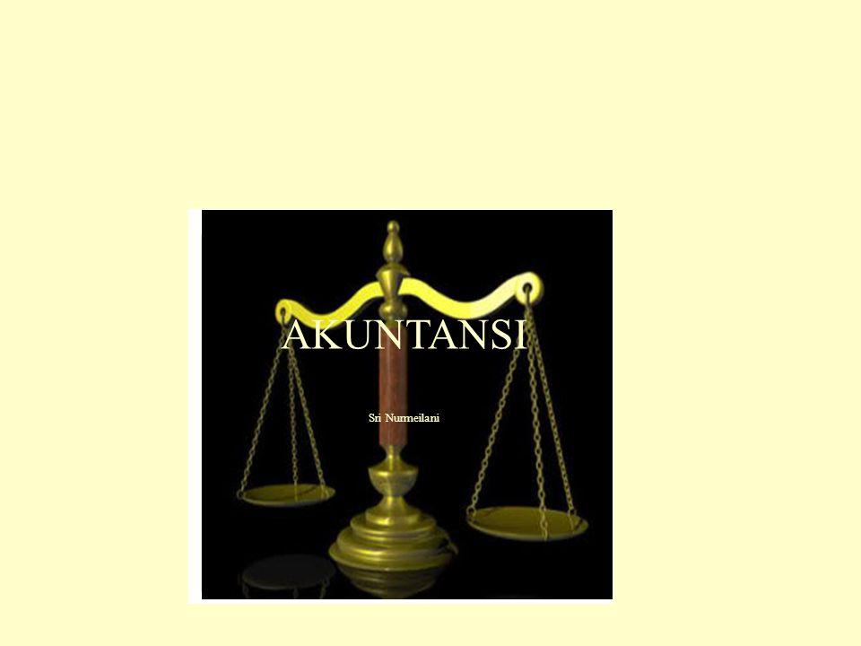 Jurnal Penyesuaian AKUNTANSI Sri Nurmeilani