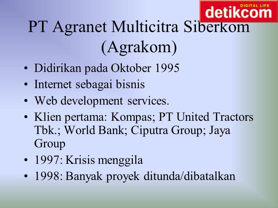 PT Agranet Multicitra Siberkom (Agrakom)