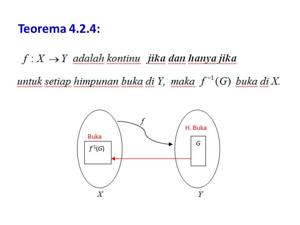 Teorema 4.2.4:
