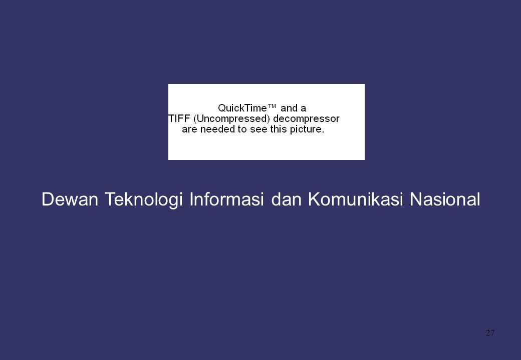 Dewan Teknologi Informasi dan Komunikasi Nasional