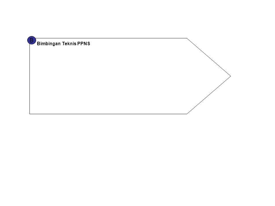 B Bimbingan Teknis PPNS