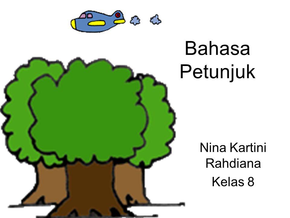 Nina Kartini Rahdiana Kelas 8
